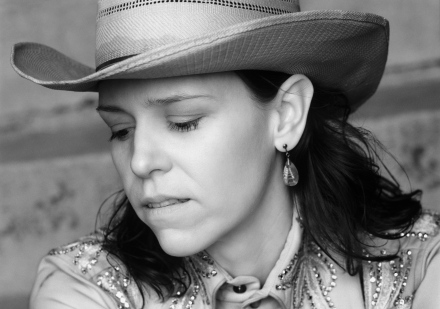 Portrait of Gillian Welch